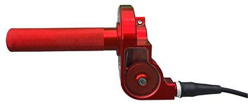 DMF throttle assembly red